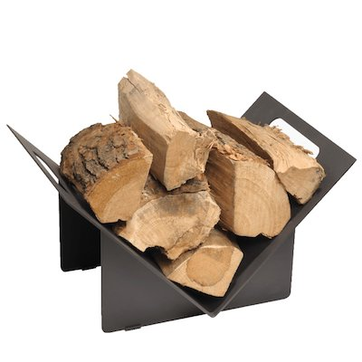 Stovax Triangular Small Log Holder