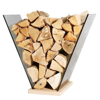 Termatech Glass Tray Log Holder
