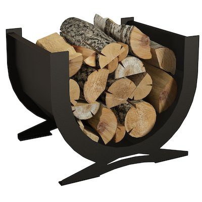 Broseley Curved Log Holder