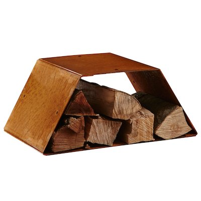 Heta Trapez Modular Outdoor Log Store
