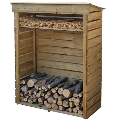 Rowlinson Small Outdoor Log Store