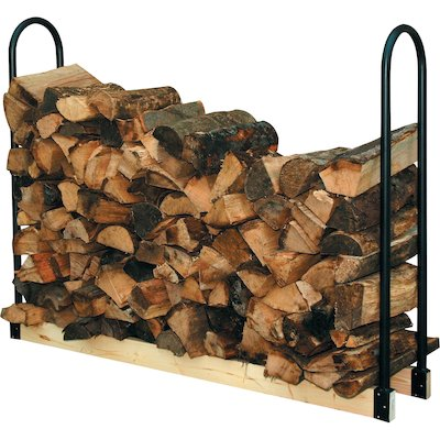 Calfire Log Rack Ends (Pair)