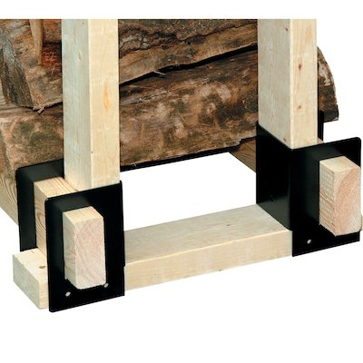 Calfire Log Rack Brackets (4)