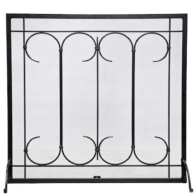 Calfire Iron Gate Fire Screen