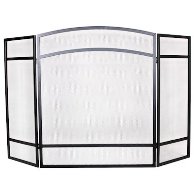 Calfire 3 Fold Basic Large Fire Screen
