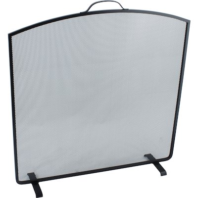 Calfire Noble Arched Top Medium Fire Screen