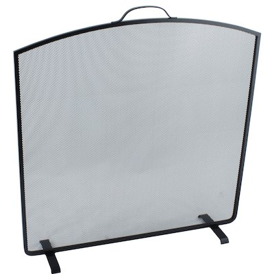 Calfire Noble Arched Top Small Fire Screen
