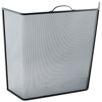 Calfire Noble Bent Medium Fire Screen