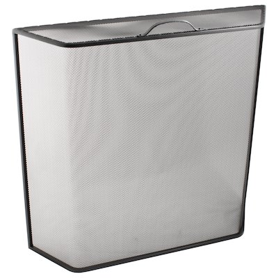 Calfire Noble Bent Box Medium Fire Screen
