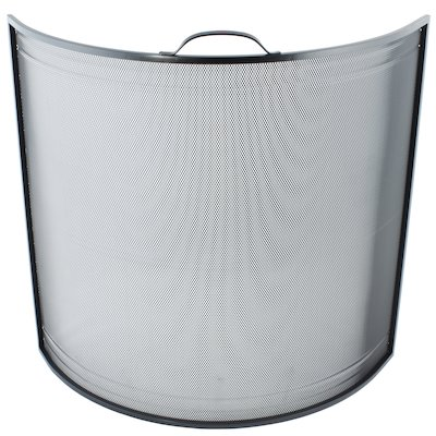 Calfire Noble Bowed Large Fire Screen