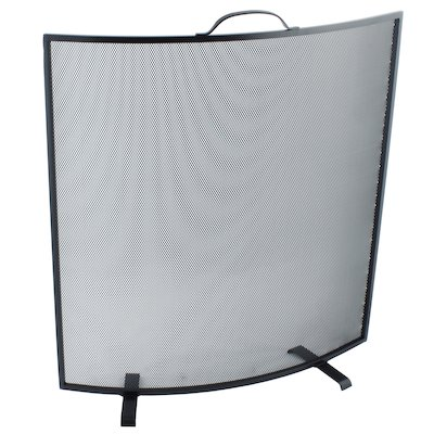 Calfire Noble Curved Fire Screen
