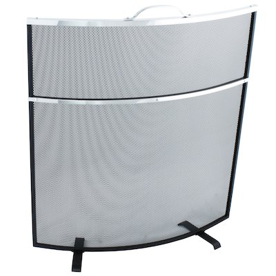 Calfire Noble Curved Deluxe Fire Screen
