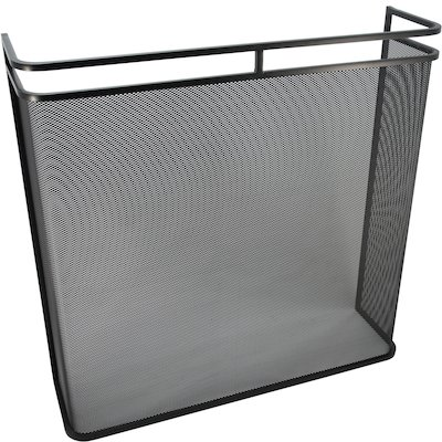 Calfire Noble Double Rail Box Fire Screen