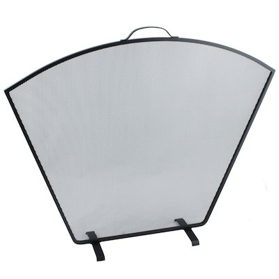 Calfire Noble Flat Fan Fire Screen
