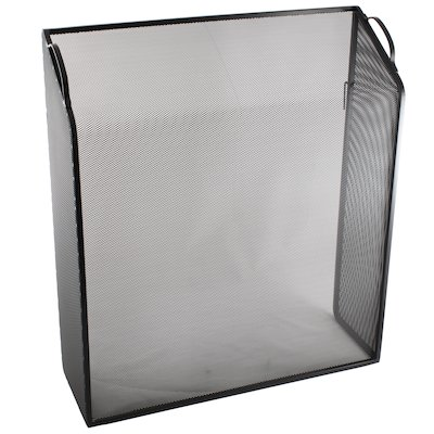 Calfire Noble Sloping Box Fire Screen