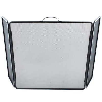 Calfire Noble Winged Large Fire Screen