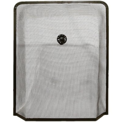 Calfire Square Midi Sparkguard Fire Screen