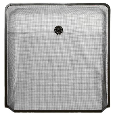 Calfire Square Medium Sparkguard Fire Screen