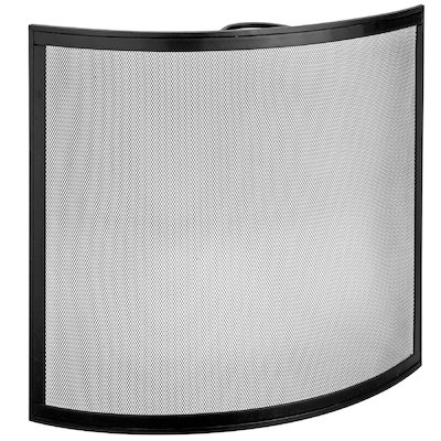 Manor Arc Large Fire Screen