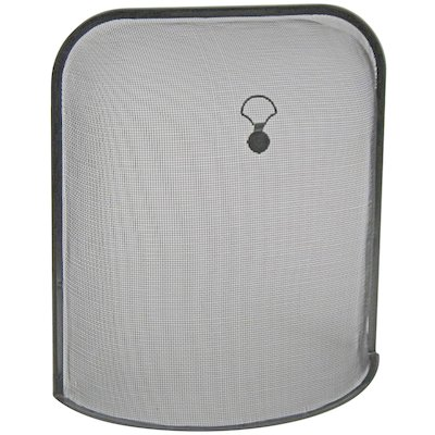 Manor Ascot Large Sparkguard Fire Screen