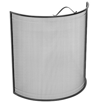 Manor Classic Bow Large Fire Screen
