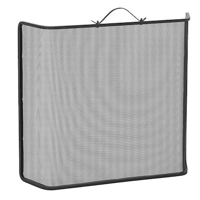 Manor Classic Shaped Medium Fire Screen
