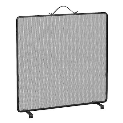 Manor Classic Single Large Fire Screen