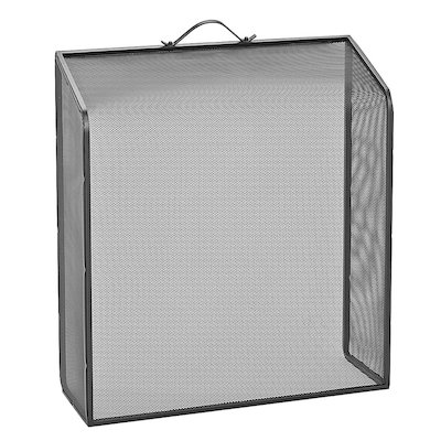 Manor Classic Slope Fire Screen