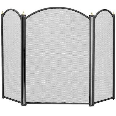 Manor Dynasty 3 Fold Small Fire Screen