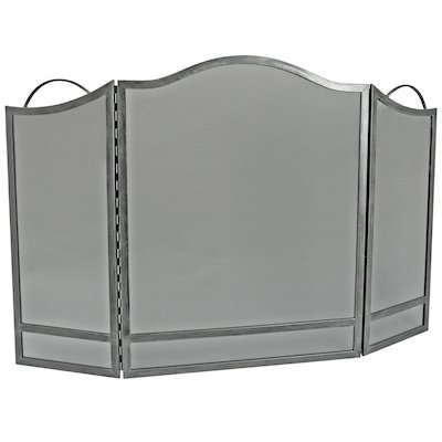 Manor Hartford 3 Fold Fire Screen