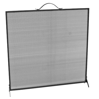 Manor Single Fire Screen
