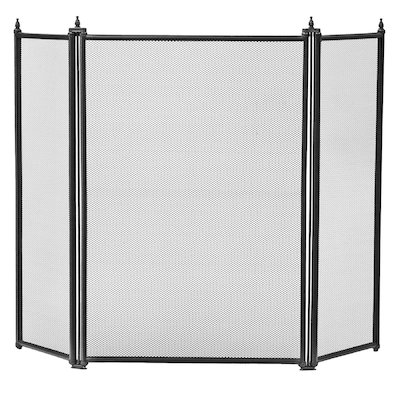 Manor Regency 3 Fold Fire Screen