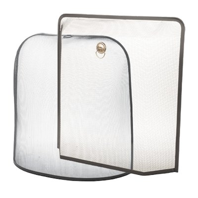 Stovax Square Sparkguard Fire Screen