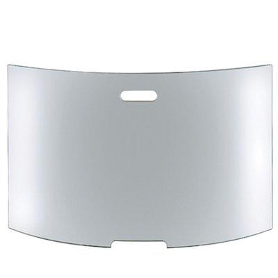 Conmoto Mentas Small Curved Glass Firescreen