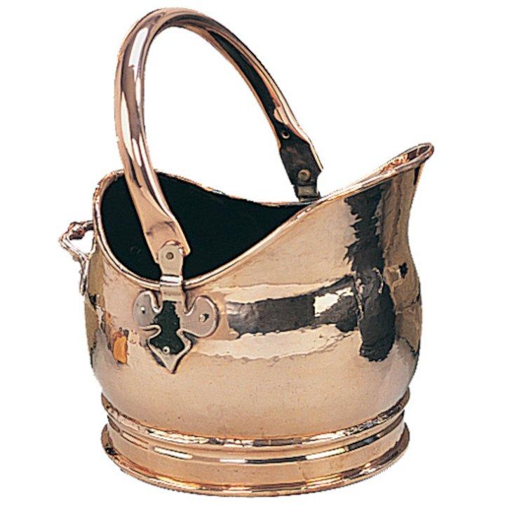 Manor Cambridge Coal Bucket - Copper