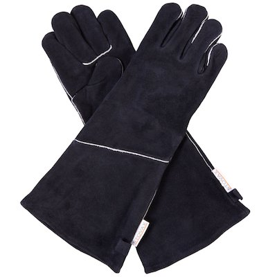 Stovax Heat Resistant Gloves - Extra Long (Pair)