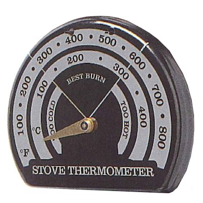 EVA Magnetic Flue Pipe Thermometer