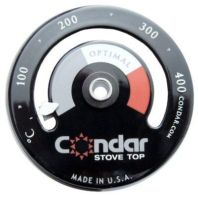 Condar Magnetic Stove Top Thermometer