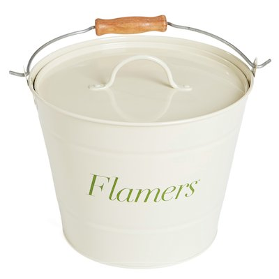 Manor Flamers Firelighter Bucket - With Lid