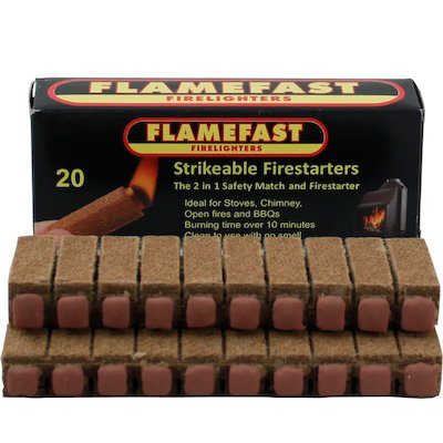 Calfire Strikable Firelighter Match