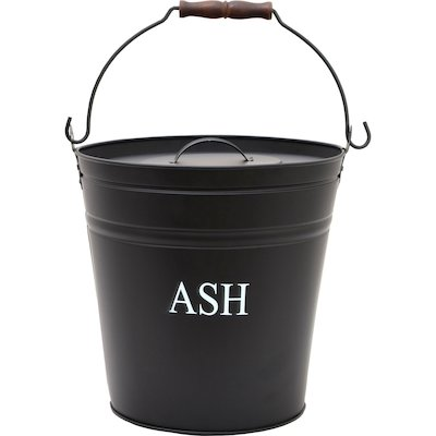 Calfire Ash Bucket With Lid