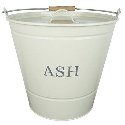 Manor Ash Bucket - With Lid