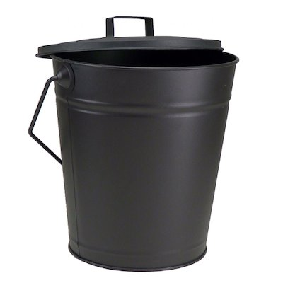 Manor Dudley Ash Bucket With Lid
