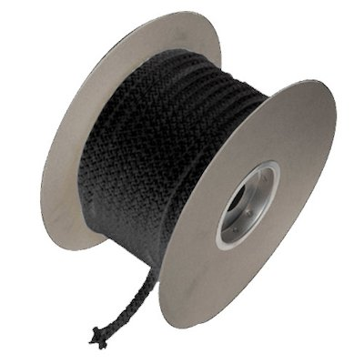 Fibreglass Firm Rope Seal 10mm - Sold per M