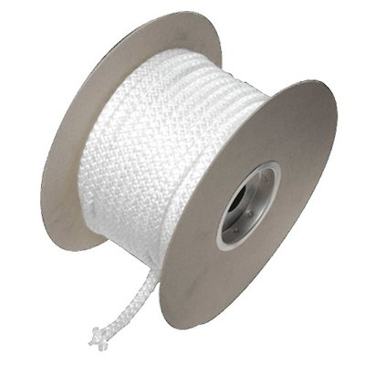 Fibreglass Soft Rope Seal 10mm - Sold per M