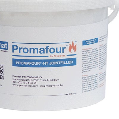 Promat Promafour High Temperature Joint Filler 1.5KG Tub