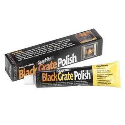 Stovax Black Polish 75ml Tube