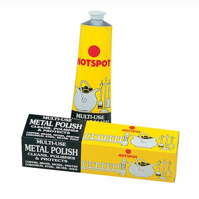 Hotspot Metal Polish 150ml Tube