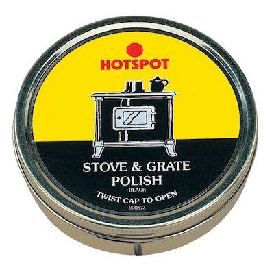 Hotspot Stove & Grate Polish 170g Tub