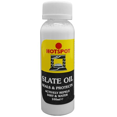 Hotspot Slate Oil 100ml Bottle